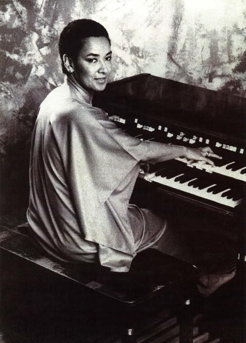 joueuse de piano