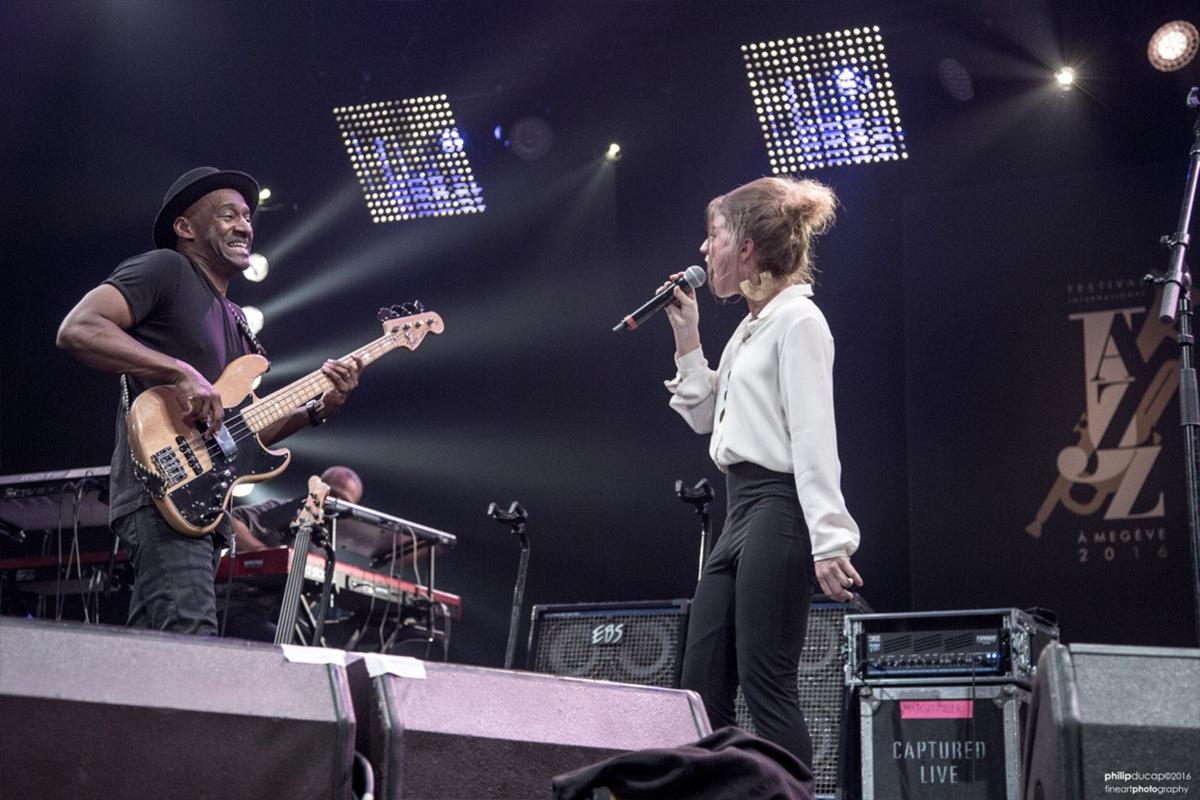 Marcus Miller et Selah Sue