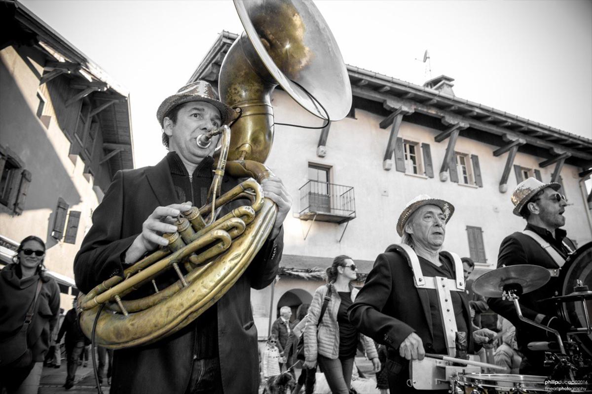 Mardi Brass Band