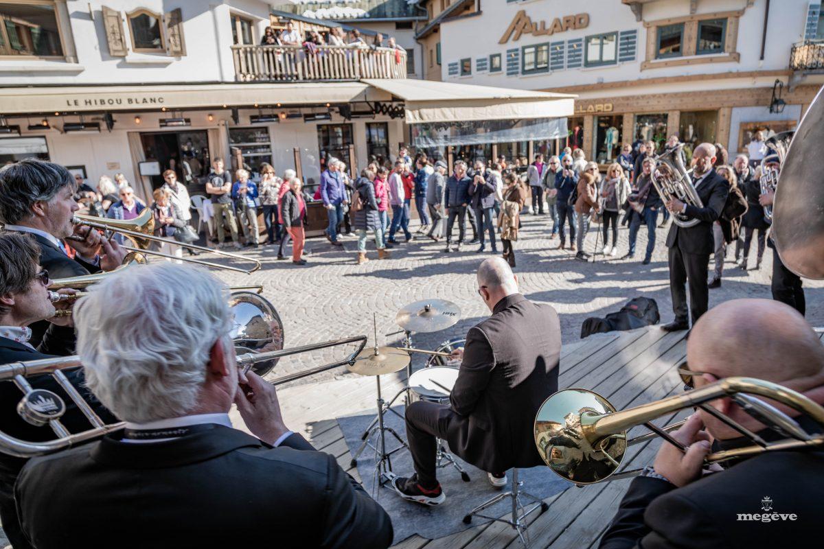 concert Place du Village